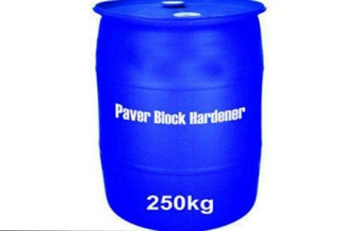 Paver Block Chemical Hardner